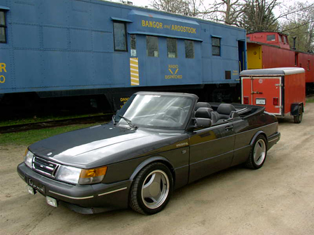 rr of the day 39 87 saab 900 turbo convertible autoblog. Black Bedroom Furniture Sets. Home Design Ideas