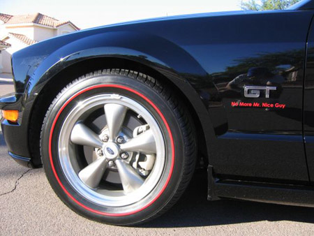 Cooper Tires Review >> eBay Find of the Day: Alice Cooper's Supercharged Mustang ...