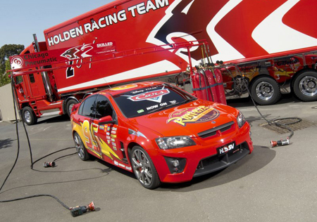 HSV GTS Lightning McQueen
