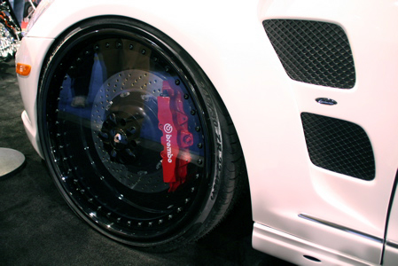 View Rims  on For All The Crazy Rides On Display At The Sema Show In Las Vegas It