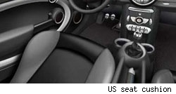 MINI US seat cushion