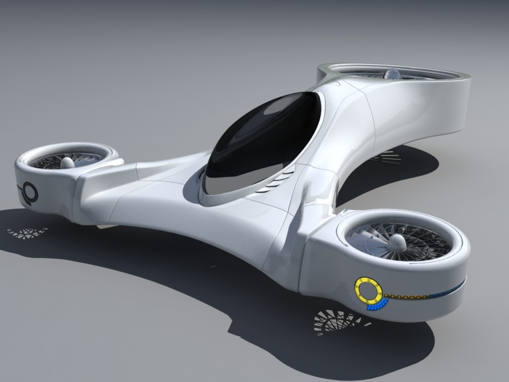 flying cars in the future