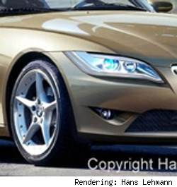 Wll The Next Roadster From Bmw Be A Z6 Autoblog