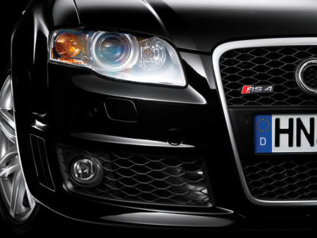 In the latest round of assigning sexuality to vehicles, the Audi RS4 has