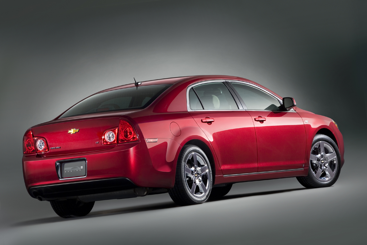 2008 Chevy Malibu Photo Gallery Autoblog