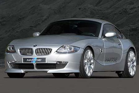 The Z4 Goes Bi Hartge Biturbo Z30 Autoblog