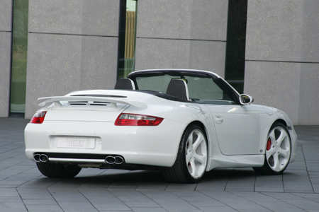 TechArt 911 Carrera 4 Cabrio