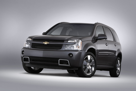 2008 chevy equinox sport one s shy of an ss autoblog. Black Bedroom Furniture Sets. Home Design Ideas