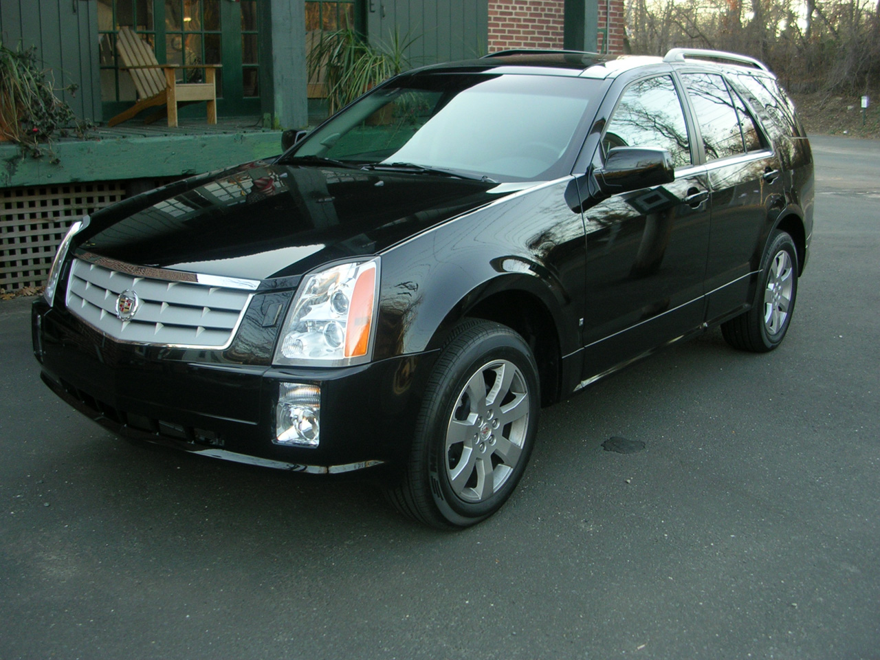 07 cadillac srx related keywords 07 cadillac srx long. Black Bedroom Furniture Sets. Home Design Ideas