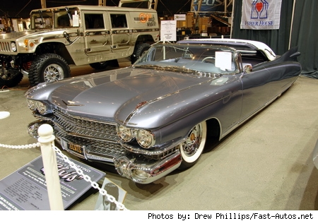 king cadillac. Cars Review. Best American Auto & Cars Review