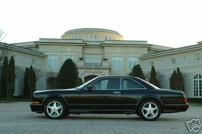 Bentley on Find Of The Day  Buy Evander S Bentley   For  1 Million   Autoblog