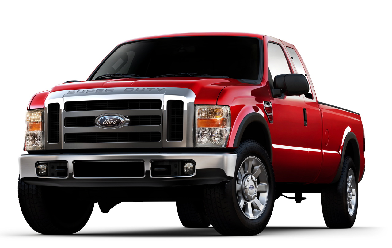 2010 Ford F-350 SD Regular Cab 4X2
