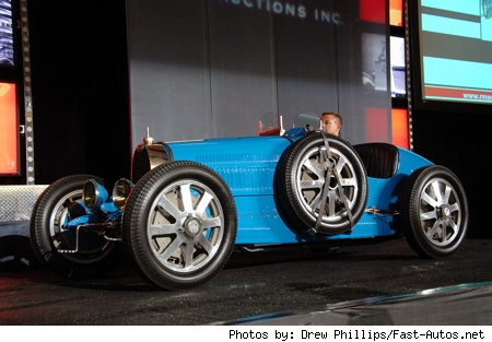 2007 rm auction scottsdale 1927 bugatti type 37a grand prix car sold at 445 000. Black Bedroom Furniture Sets. Home Design Ideas