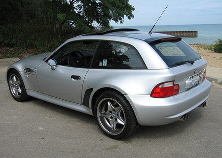 Rr Of The Day 2001 Bmw M Coup Autoblog