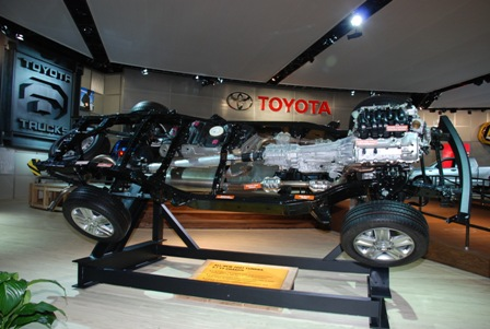 Detroit Auto Show: Under the skin of Toyota's Tundra