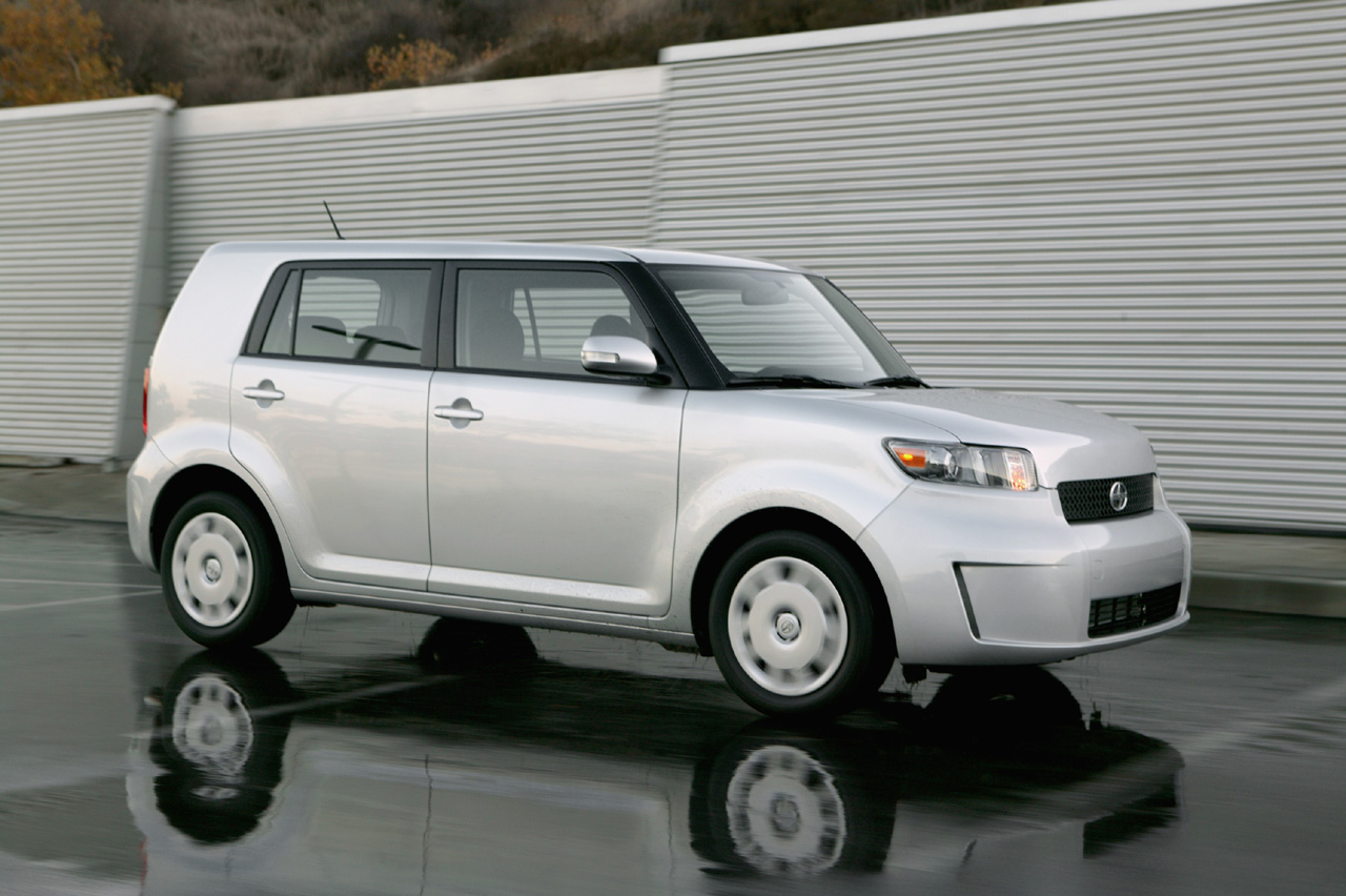2008 scion xb photo gallery autoblog. Black Bedroom Furniture Sets. Home Design Ideas