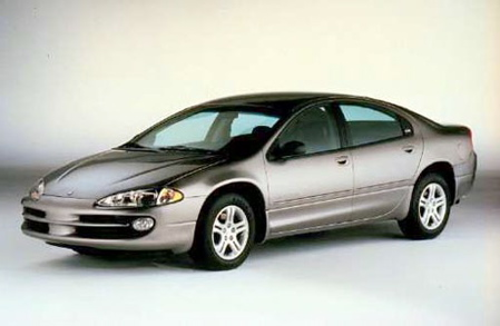 Baby used as down payment for used Dodge Intrepid