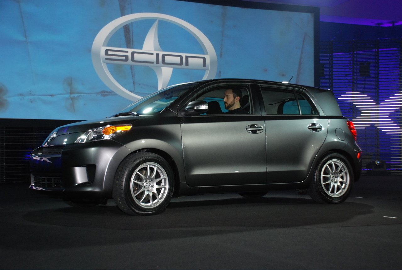 2008 Scion Xd Photo Gallery Autoblog