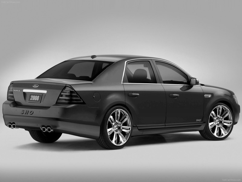 2009 ford taurus sho photoshop photos