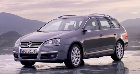 """Geneva Preview: Volkswagen Golf Variant (that's """"Wagon"""" to us)"""