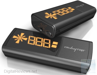 A Hud For All Occassions Globaltop Gps Amp Bluetooth Hud