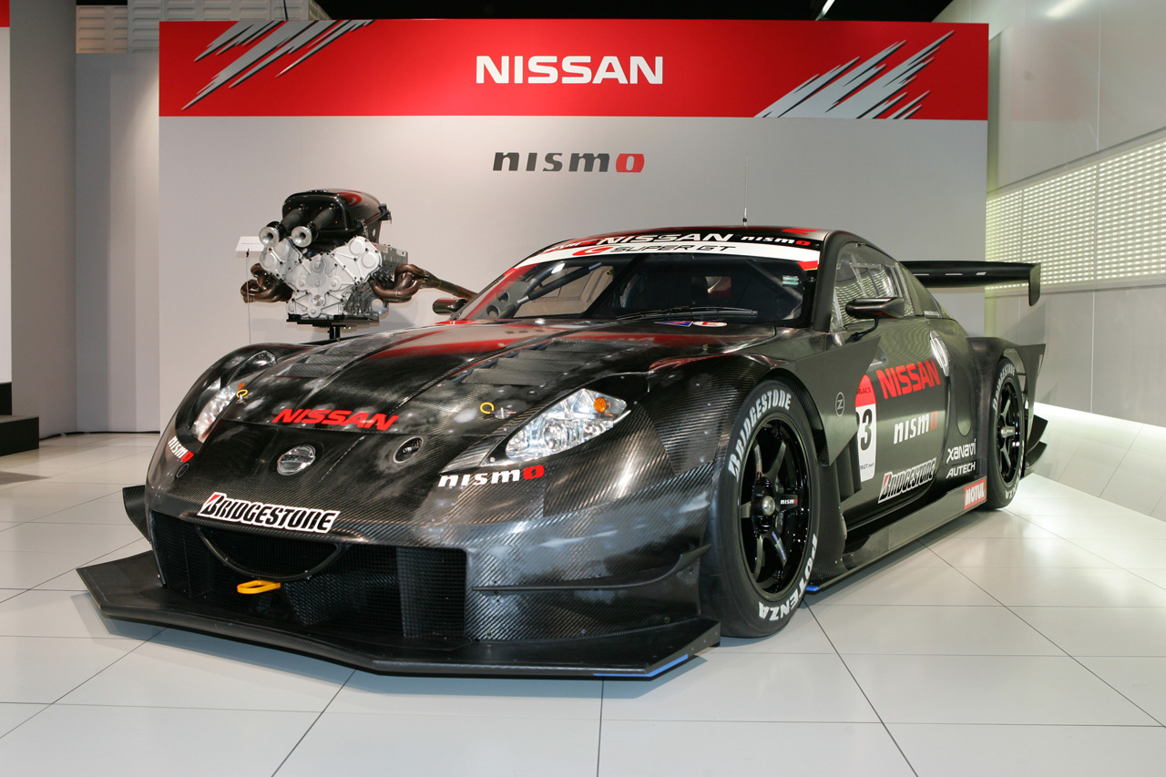 Nissan GTR GT500 Photos