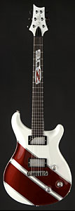 PRS Ron Fellows commemorative edition guitar