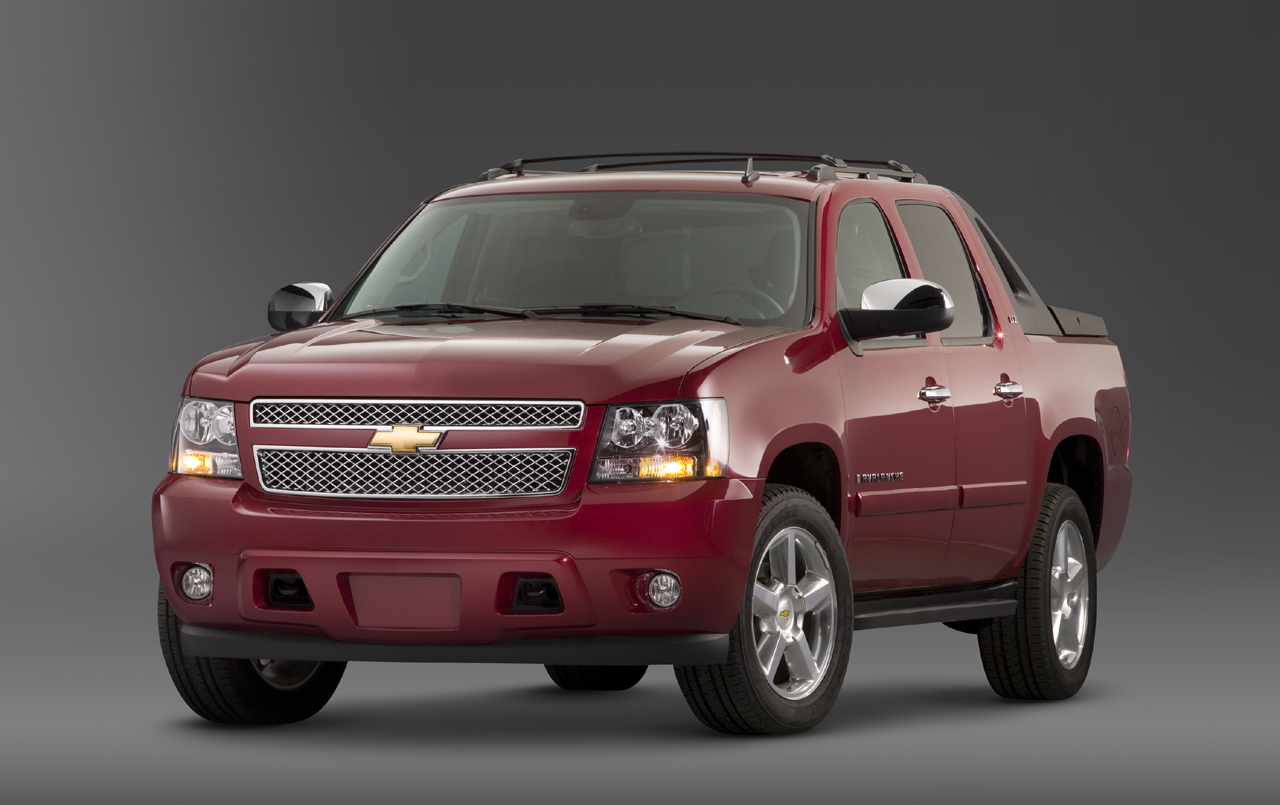 2007 chevy avalanche ltz photo gallery autoblog. Black Bedroom Furniture Sets. Home Design Ideas