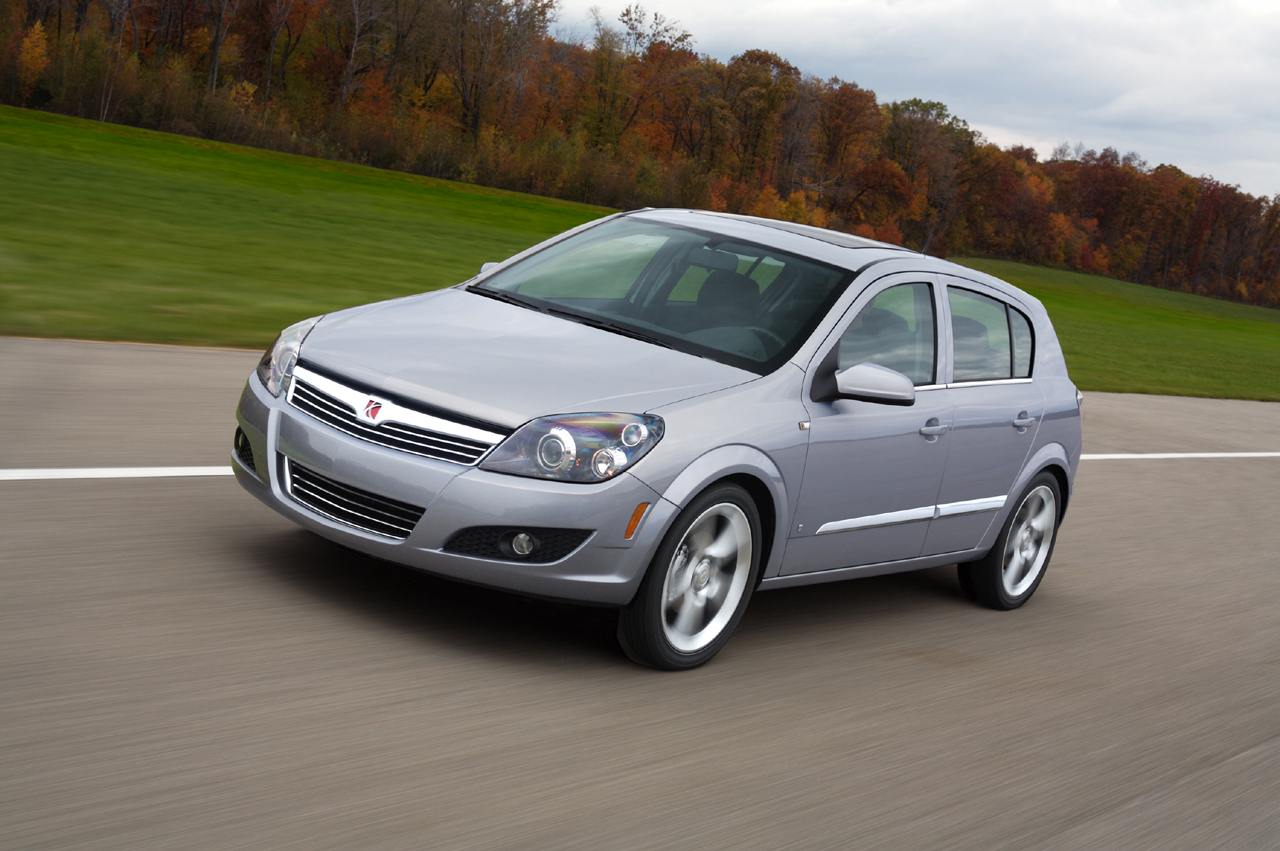 2008 Saturn Astra Photo Gallery Autoblog