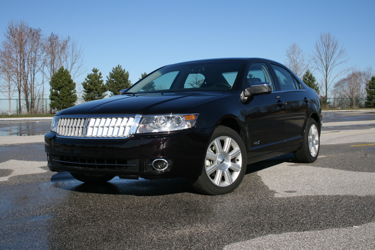 Autoblog Garage 2007 Lincoln Mkz Awd Photo Gallery
