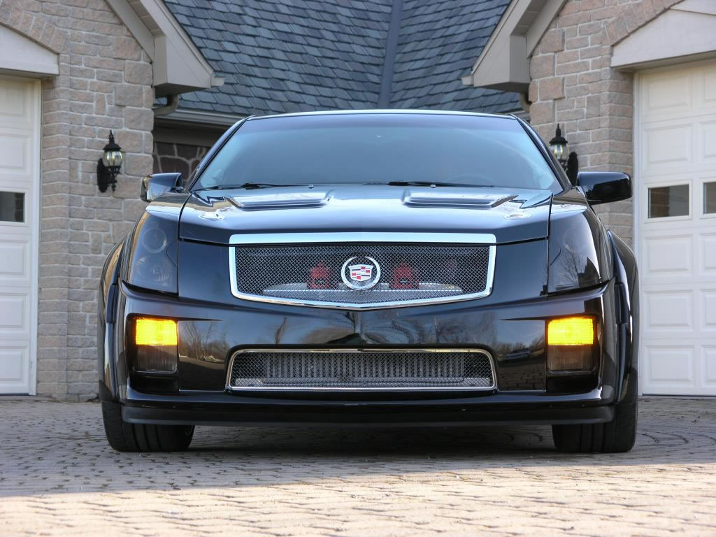 predator 2005 cadillac cts v photo gallery autoblog. Black Bedroom Furniture Sets. Home Design Ideas