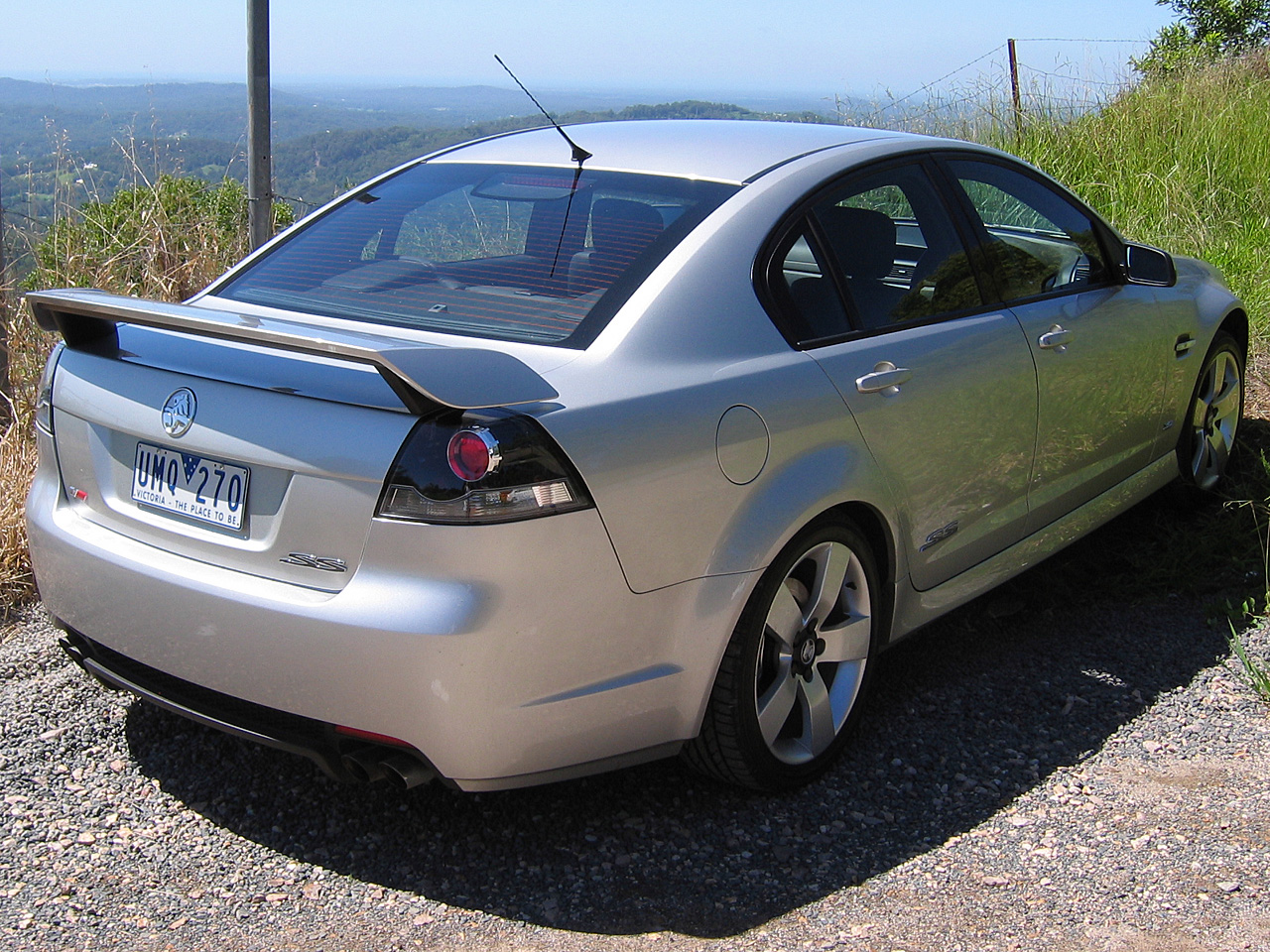 Autoblog Garage - Holden VE Commodore SS V-Series Photos
