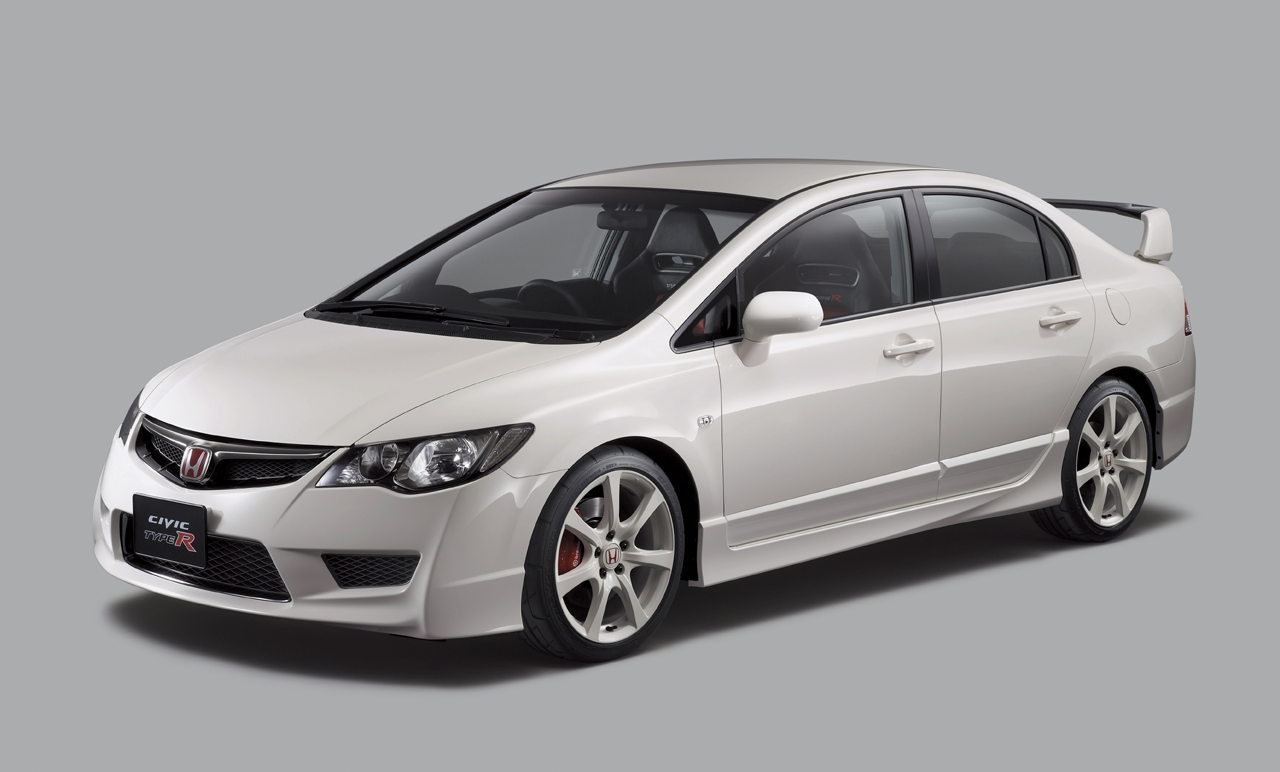 Honda civic type r sedan for Honda civic hatchback 2013