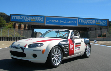 Auto Racing School on Skip Barber To Host Mx 5 Cup Racing School