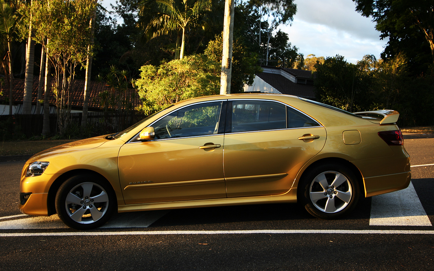 toyota aurion sportivo sx6 review new car release date