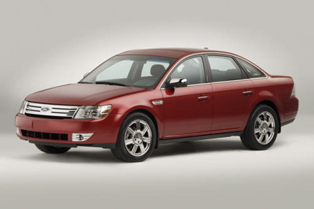 ford prices 2008 taurus at 23 995 autoblog. Black Bedroom Furniture Sets. Home Design Ideas