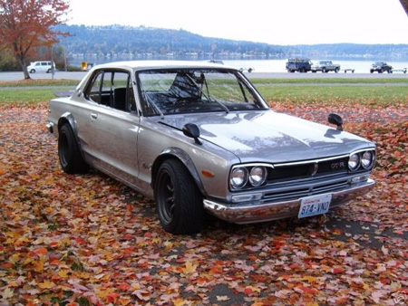 Skyline  on 1971 Datsun Skyline Gt R Clone Jpg
