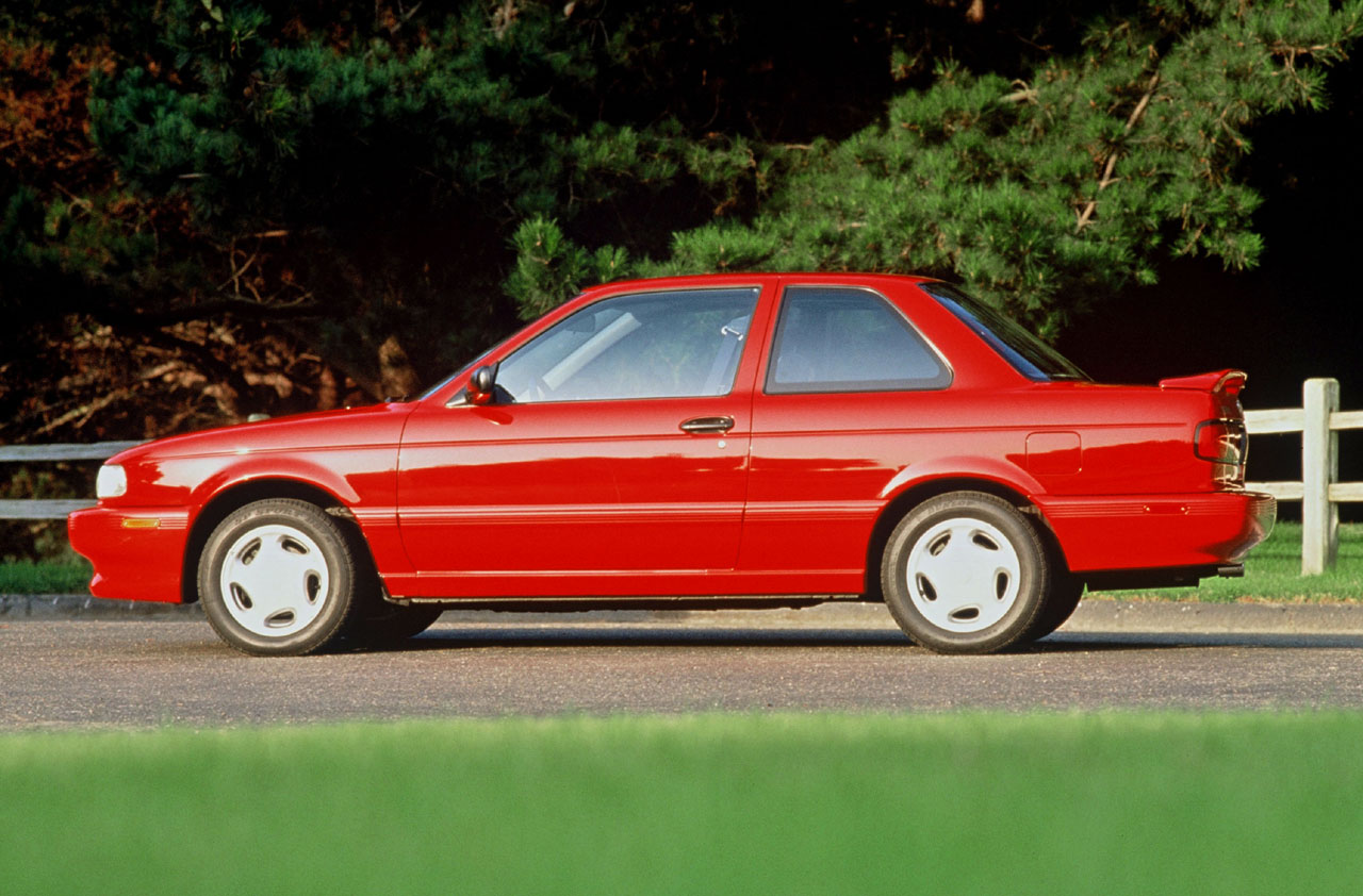 1991 1994 Nissan Sentra Se R Photo Gallery Autoblog