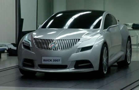 Auto Racing News  Media on Shanghai Auto Show  More Pics Of The Buick Riviera Concept