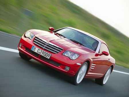 Chrysler Crossfire Full Edition Pictures