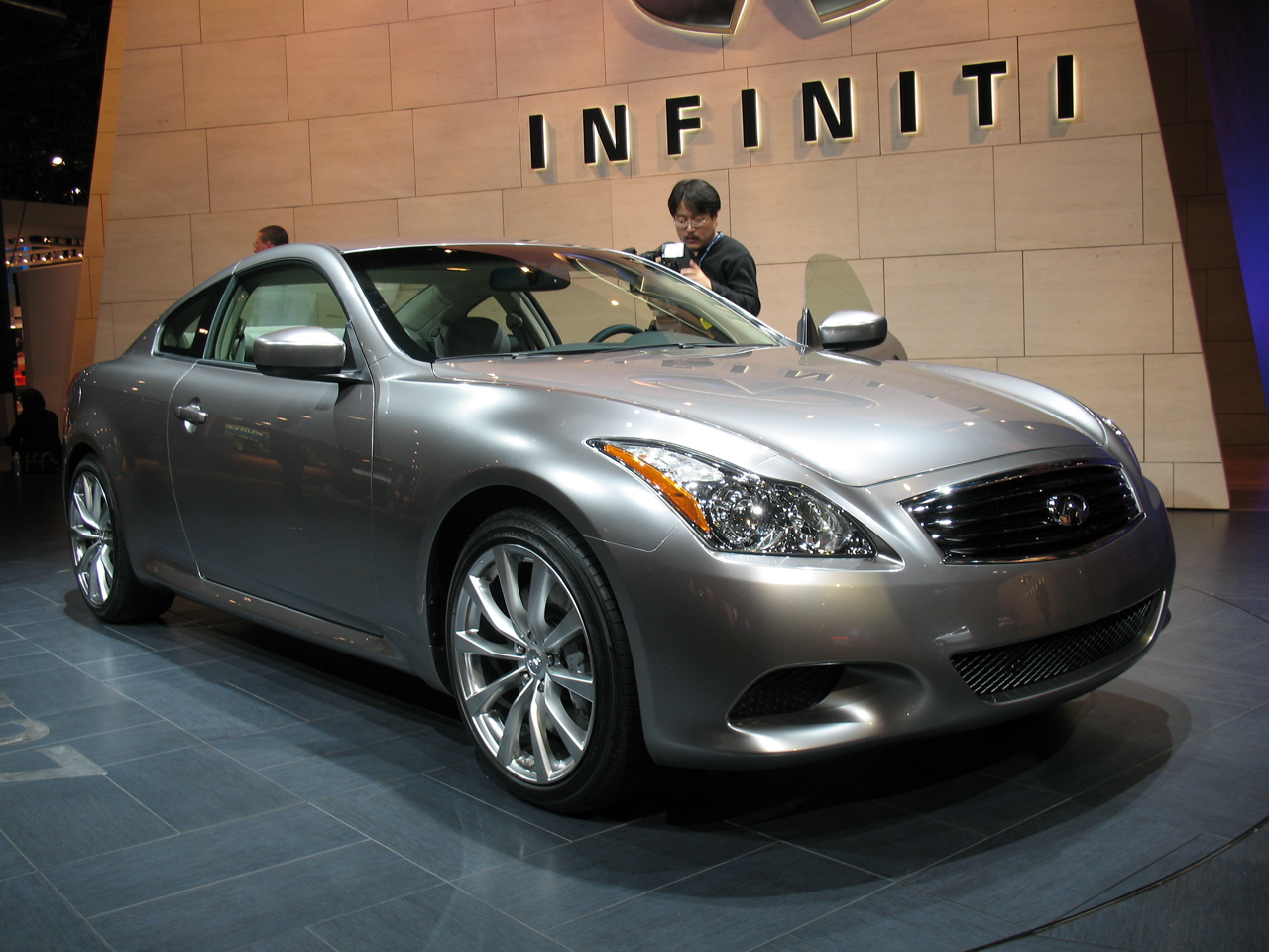 2007 Infiniti G37 Coupe Photo Gallery Autoblog