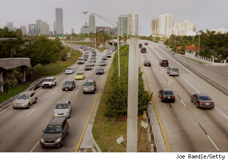 Miami remains No. 1 city for road rage