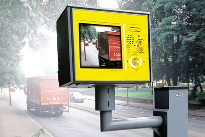 how to make a speed camera