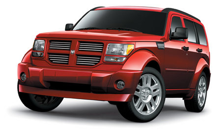 2007 Dodge Nitro. All-New 2007 Dodge Nitro
