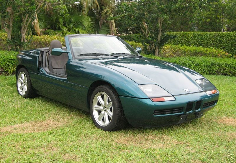 1990 bmw z1 photo gallery autoblog. Black Bedroom Furniture Sets. Home Design Ideas