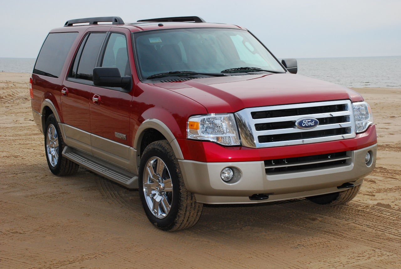 2007 ford expedition el photo gallery autoblog. Black Bedroom Furniture Sets. Home Design Ideas