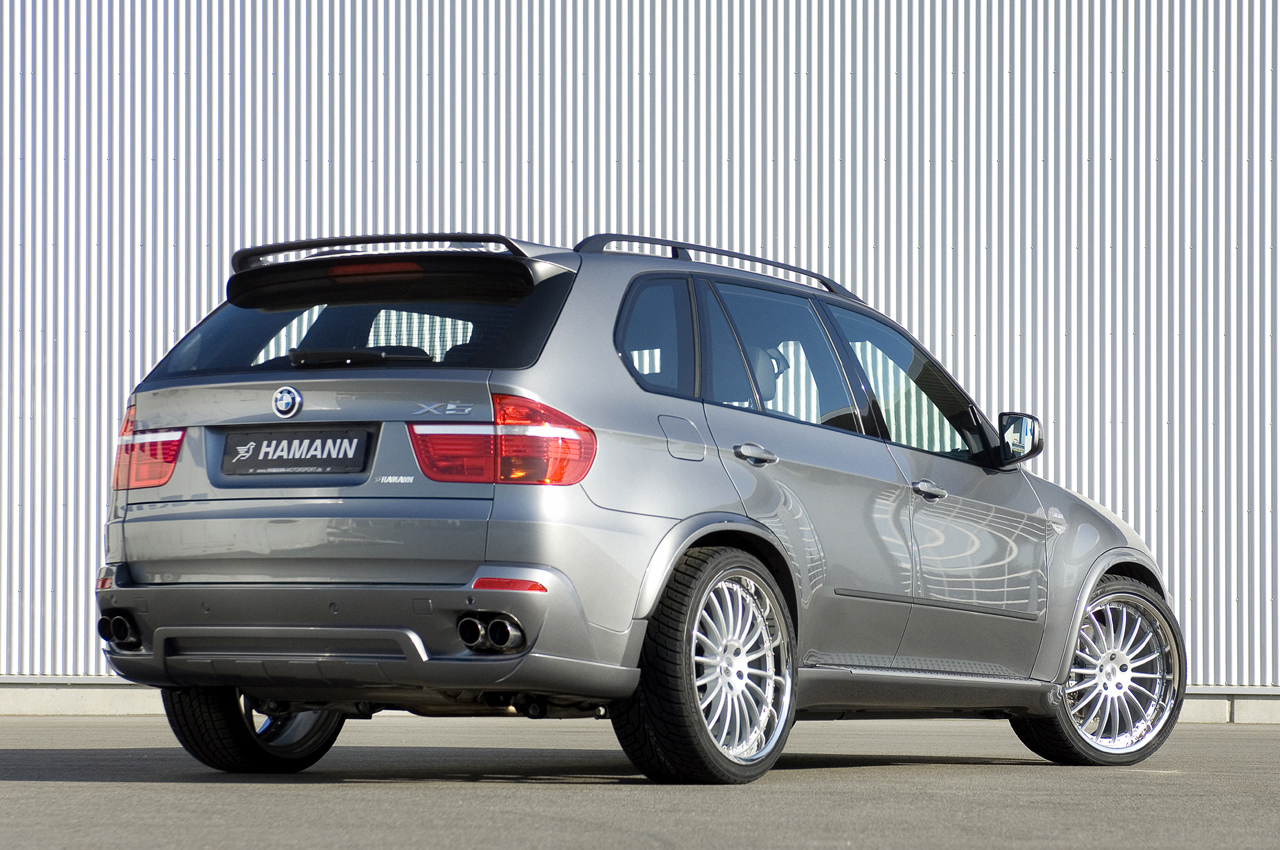 2011 BMW X5 M HAMANN FLASH EVO
