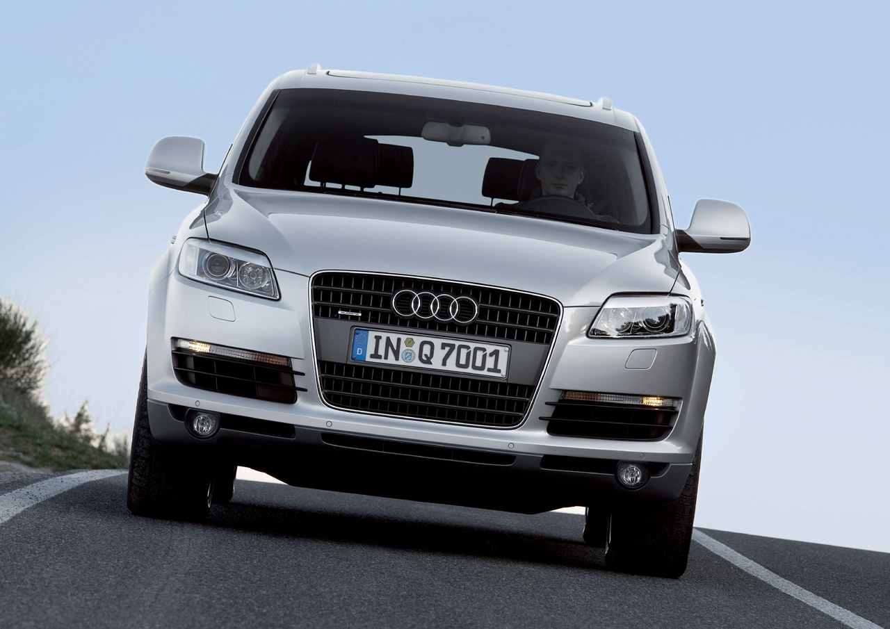 B7 Audi A4 S4 and RS4 LED Daytime Running Lights DRL