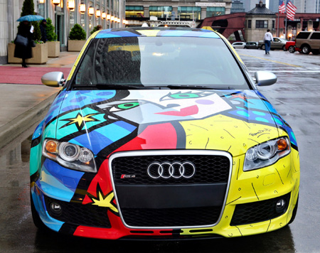 Auto Gallery Racing on Click Above For Gallery The Term Art Car Is Closely Associated With