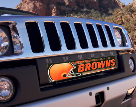 gm loans cleveland browns qb brady quinn pair of hummer h2s for a year. Cars Review. Best American Auto & Cars Review